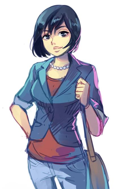 Sachiko Fujinuma es un personaje de Boku dake ga inai machi